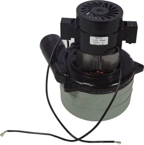 TECHTONGDA 110V Wet & Dry Dual Use Carpet Cleaning Extractor Vacuum Motor