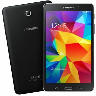 "Samsung Galaxy Tab 4 8GB 7"" Android Tablet SM-T230 Black White 1.2GHz Quad Core"