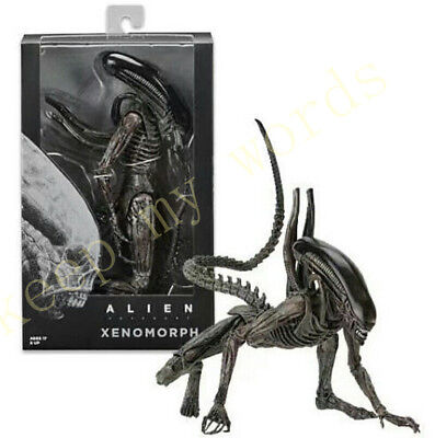 "NECA Alien Covenant Xenomorph 7"" Scale Action Figure Collection NEW IN BOX Doll"