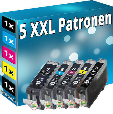 DRUCKER PATRONE+CHIP für CANON IP3300 IP3500 IP4200 IP5200R IP4300 IP4500 MP970 online kaufen