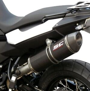 BMW F800 GS SC Projects Exhaust