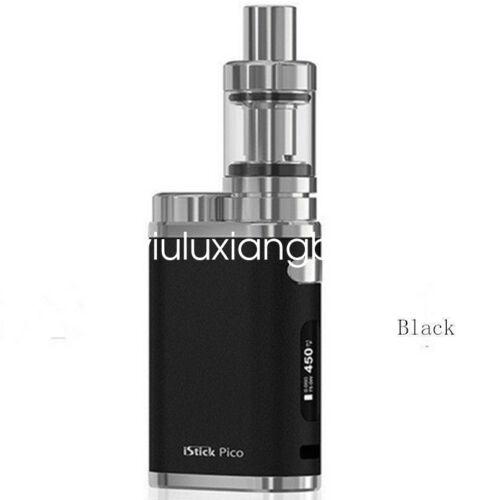 Black MIni 75W Temperature Control Electronic Vapo Kit High Tobacco Smoke E