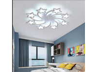 Modern 15 LED Chandelier Ceiling Lighting With Remote Control