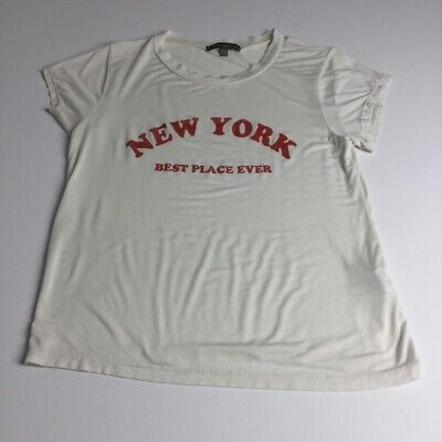 New York Best Place Ever Don't Ask Why Women's T Shirt One Size Short (Best Shoes Ever Women)