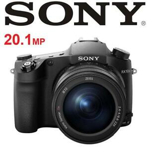 OB SONY CYBER-SHOT DIGITAL CAMERA DSCRX10M3 191733038 20.1MP RX10 III ZEISS LENS PHOTOGRAPHY OPEN BOX