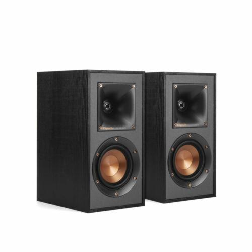 Klipsch Reference Series R-41M 2-Way Pair (2) Bookshelf Speakers NEW
