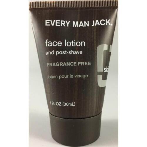 Every Man Jack Face Lotion, Sensitive Skin, Fragrance Free,