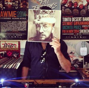 Vinyl DJ Bobby McGee Preston Darebin Area Preview