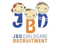 Nursery Nurse Level 2 or 3 - Teddington/Hampton - £15-19,000 per annum
