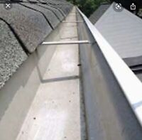 Gutter cleaning and dump run services