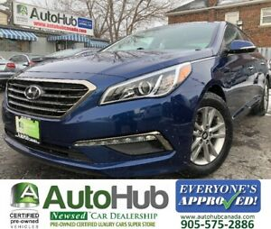 2015 Hyundai Sonata GLS-HEATED SEATS-BACKUP CAMERA-PUSH START
