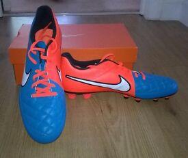 Nike Tiempo Rio FG football boots - brand new