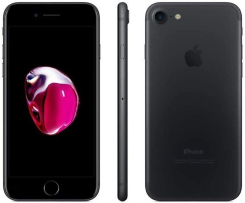 Apple  iPhone 7 (GSM Unlocked) Smartphone 32GB - Black (GOOD CONDITION)