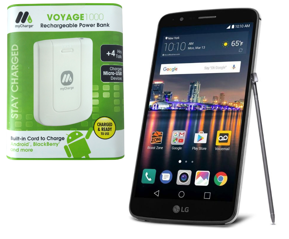 Lg (Lgls777abb) Stylo 3 - Prepaid - Carrier Locked - Boost Mobile 4