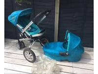 Quinny buzz and carrycot