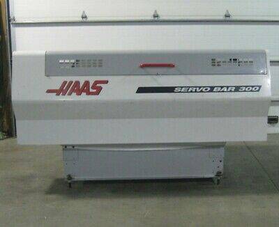 Haas Bar Feeder Bar300. Fits Haas Lathes Made From 2001 - 2015.