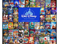 The Ultimate Disney Classic Collection DVD Boxset (51 Cartoons/Films/Movies)