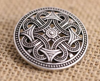 Norse Viking CELTIC Amulet  fibula Set Brooch Viking broch jewelry Talisman