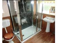Merlyn Shower Cubicle/Enclosure for Tray 800 x 1400mm
