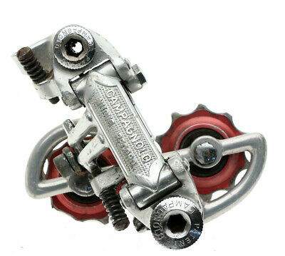 Rear derailleur jockey wheels  to fit Campagnolo Super Nuovo Victory derailleurs