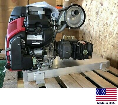 Pressure Washer Skid Mount - Cold Water - 8 Gpm - 3500 Psi - 20 Hp Honda