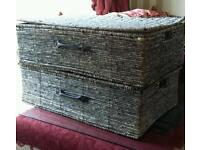 2 Maize Underbed boxes