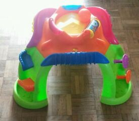 Fisher Price Ballcano Baby Toy