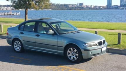 BMW 318 i E46 Executive Sedan Full Options