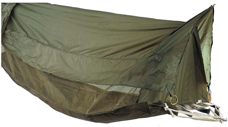 Olive Drab Backyard Jungle Hammock Tent