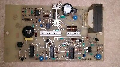 Hobart Dishwasher Sanitizer Alert Board Part 278323 Used