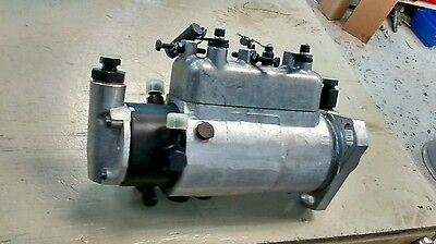 881306m91 Fuel Injection Pump Massey Ferguson 50 35 205 203 Mh50 1 Year Warranty