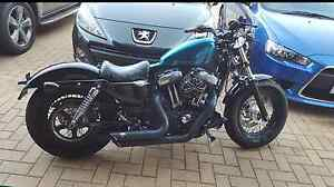 Harley Davidson 48 Exhaust and Air Cleaner Kit. Midland Swan Area Preview
