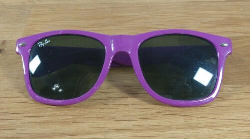 Ray Ban WayFarer Purple 60-18-135 USA