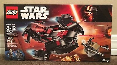 Lego Star Wars Eclipse Fighter 75145  Brand New   Retired