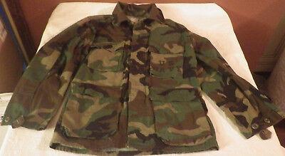U.S. Navy Camo Jacket Coat Small S Regular Halloween Costume 19