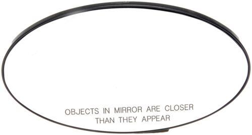 Door Mirror Glass Right Dorman 56715 fits 02-08 Mini Cooper
