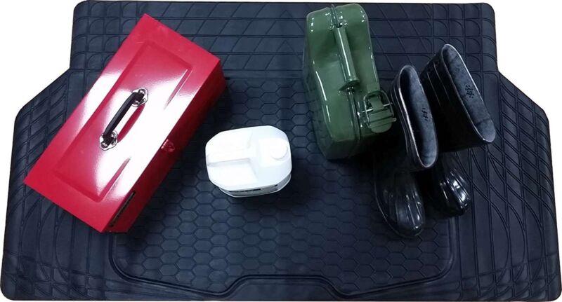 Lexus NX Rubber Heavy Duty Black Rubber Boot CAR MAT