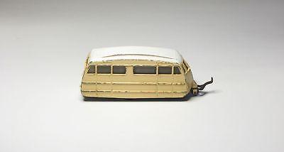 """DINKY TOYS France N°811 Ancienne """"Caravane Henon"""""""