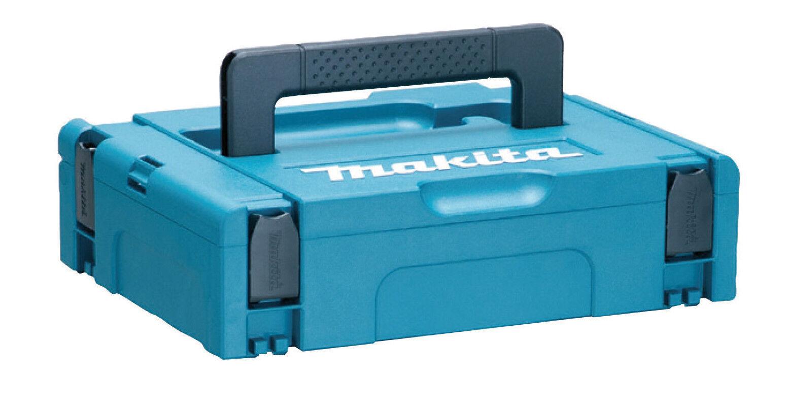 Makita MAKPAC Systemkoffer Gr. 1 Werkzeugkoffer leer ohne Einlage