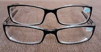 Black Myopic Glasses(distance Viewing)with Springed Arms, Strong And Comfortable - lala - ebay.co.uk