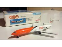 Herpa Wings 1:500 513104 Yellobird Northeast Airlines Boeing 727-100**RARE**