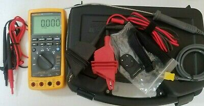 Used Fluke 789 Process Meter W Leads More Tp 239642 239643