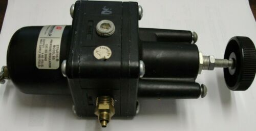 FAIRCHILD KENDALL  STRATOS Pressure  Regulator Model 65 hose instructions NOS