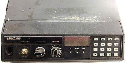 Bendix King Lmh 3142a B46030 Mobile Radio Lt20003
