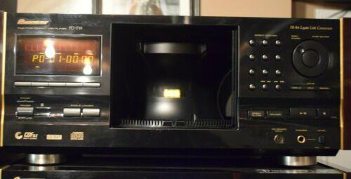 Pioneer Elite Rosewood PD-F19  300 CD Changer Jukebox w/ remote manual & box