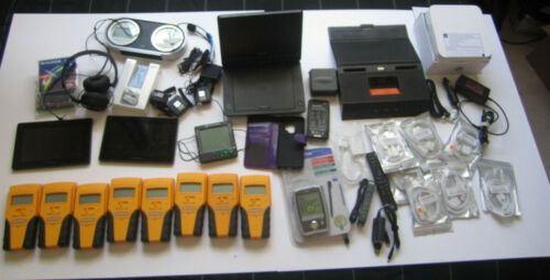 Mixed Lot of Electronics and more... DD