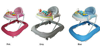 Baby Walker With Music, Interactive Toy Tray MKII