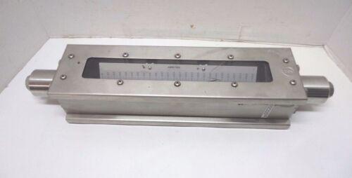 Ametek Schutte & Koerting Flow Meter S & K Co.  3RLB  0 - 250