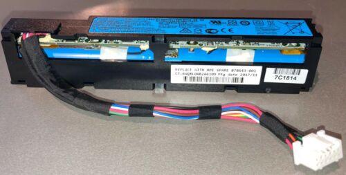 HP/HPE 96W Smart Storage Battery P/N 878643-001