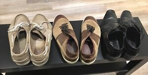 Assorted shoes - READ AD